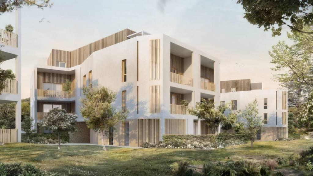 3 pieces de 66m² avec terrasse et garage