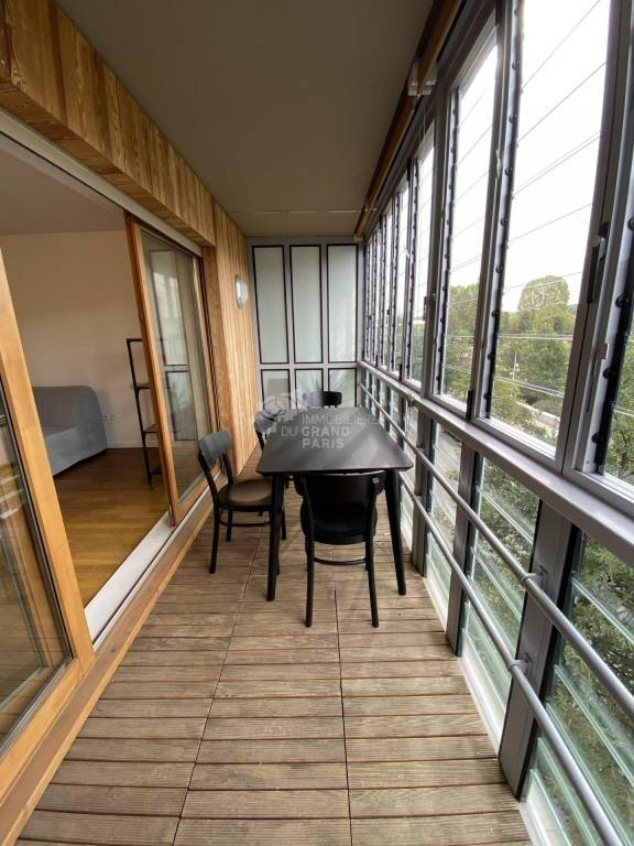 Grand studio avec terrasse SEINE MUSICALE