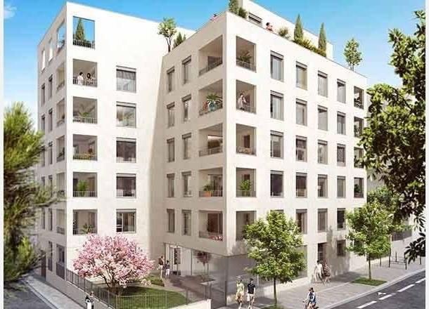 Valmy 3 pieces de 66m² avec balcon et garage