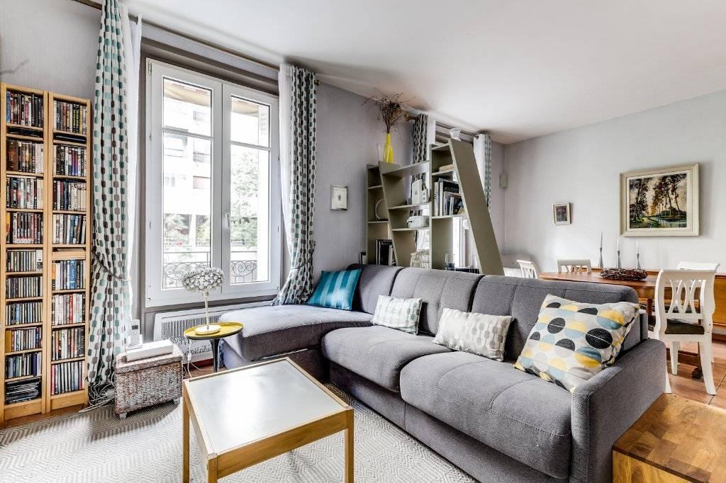 Appartement Paris 3 pièce(s) 63.85 m2