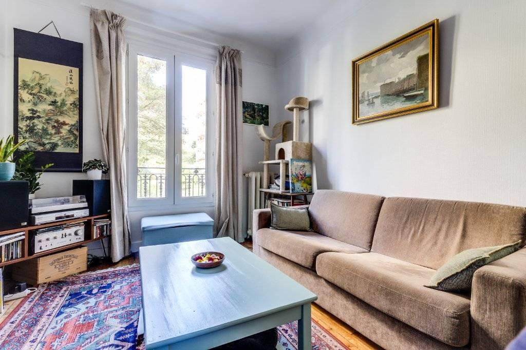Appartement Paris 2 pièce(s) 34.58 m2