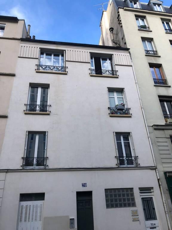 PARIS XIV - 2 PIECES - QUARTIER PLAISANCE