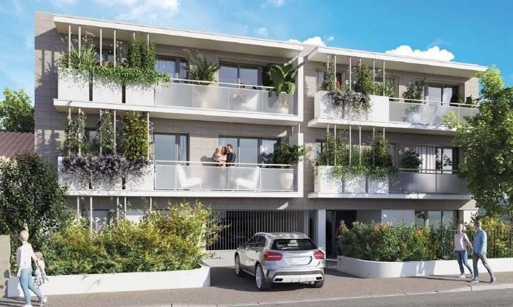 Appartement 3 pièces - 62 m2 - 1er étage avec balcon 5 m2
