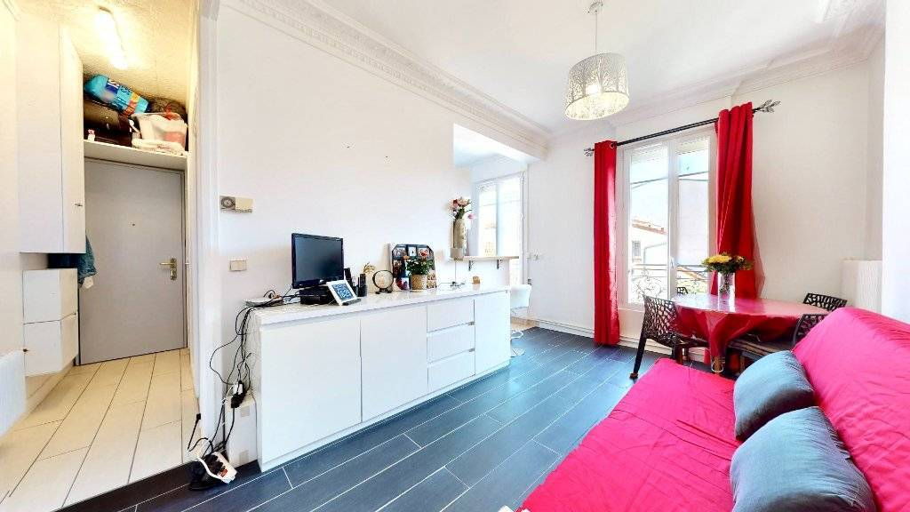 Appartement La Garenne Colombes 2 pièces 40.14 m2