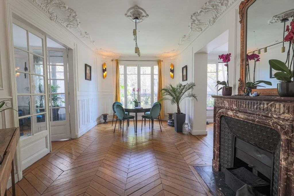 Très beau 5 pièces Villa Ornano - prestations exceptionnelles