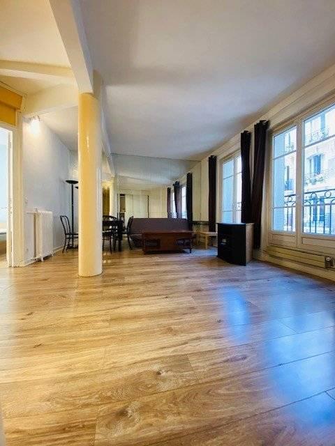 Grand 2 Pièces meublé, séjour 1 Chambre 50,54 m²