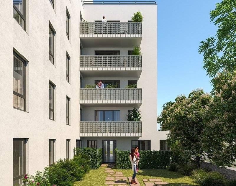 4 pieces avec balcon et garage