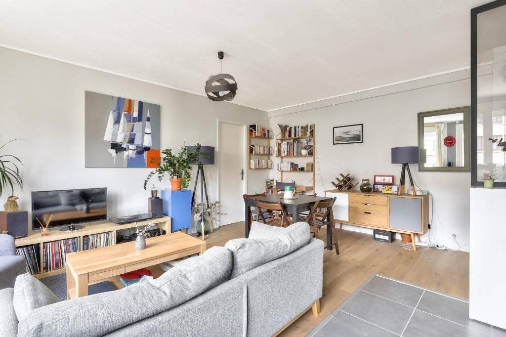 Appartement Boulogne 3 pièce(s) 53.54 m2