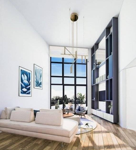 Duplex avec Terrasse - 5 pièces - 3 chambres 150m² à BOULOGNE